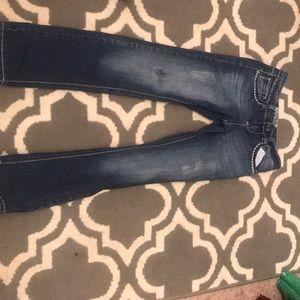 Cute Denim jeans for girls